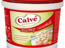 Майонез КАЛЬВЕ — мастер салатов 45% 5кг
